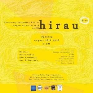 "Photography Exhibition KPY #7 ""Hirau"""