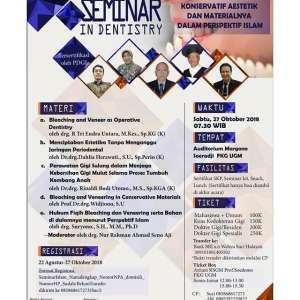 Seminar in Dentistry FKG UGM