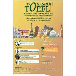 Workshop Toefl