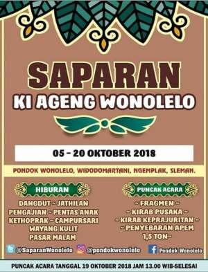 Saparan Ki Ageng Wonolelo