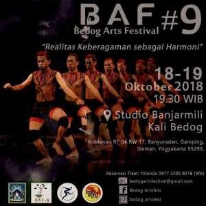 Bedog Art Fest #9