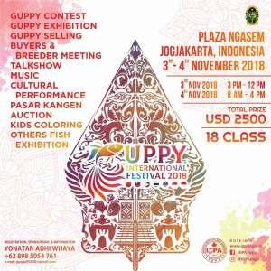 Guppy Fest 2018