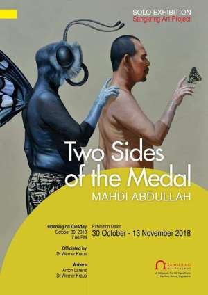 Pameran Two Sides of The Medal