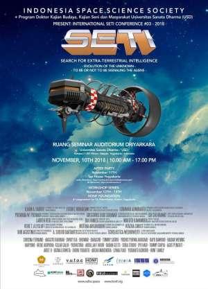 International SETI Conference #3 2018