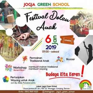 Festival Dolan Anak 2019