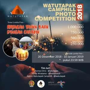 Watu Tapak Camphill Photo Competition 2018