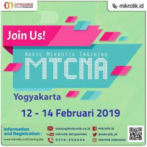 Basic Mikrotik Training MTCNA
