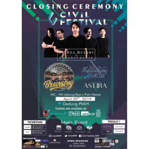 CLOSING CEREMONY CIVIL FESTIVAL 2019