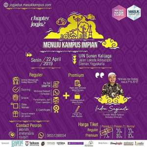 TRY OUT MASUK KAMPUS #ChapterJogja Part 2