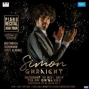 Piano Recital: Simon Ghraichy