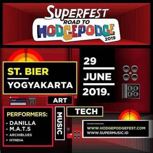 Superfest Road to Hodgepodge
