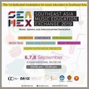 SEAMEX (Southeast Asia Music Education Exchange) 2019