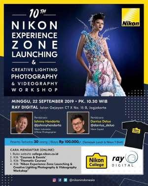 Nikon Experience Zone 10