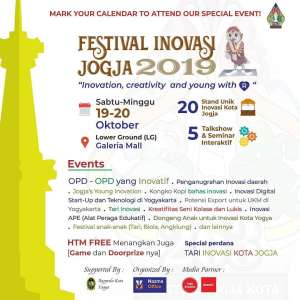 Festival Inovasi Jogja 2019