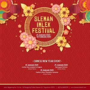 Sleman Imlek Festival