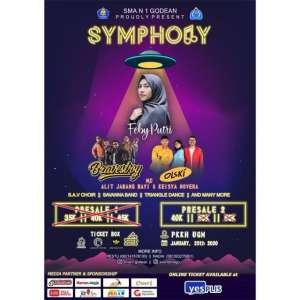 Symphony SMA N 1 Godean
