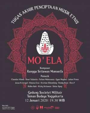 "Tugas Akhir Penciptaan Musik Etnis ""MO'ELA"""