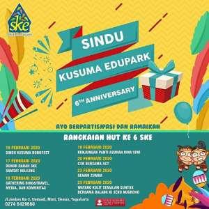 Sindu Kusuma Edupark 6th Anniversary Wayang Kulit Semalam Suntuk