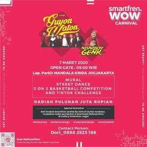 Smartfren WOW Carnival
