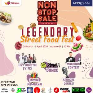 Legendary Street Food Fest