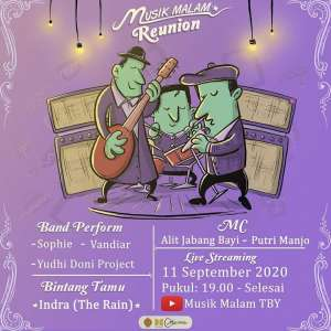 Musik Malam TBY LIVE Streaming