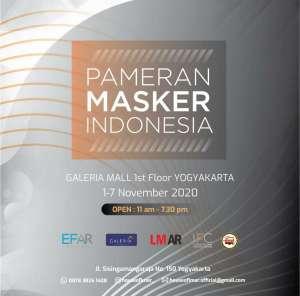 Pameran Masker Indonesia