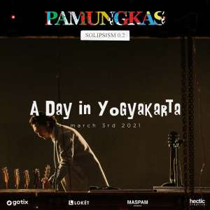 """The Solipsism 0.2: A Day in Yogyakarta"""