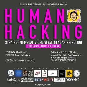 Sekejap, Mantap! 2nd: Human Hacking