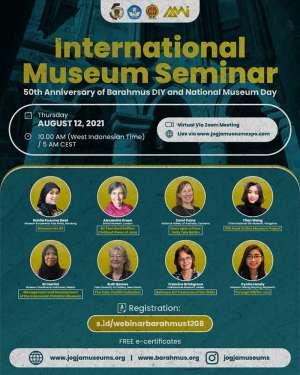 Barahmus 'International Museum Seminar'