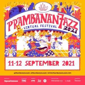 Prambanan Jazz Virtual Festival 2021