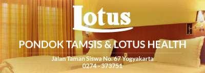 pondok tamsis & lotus health
