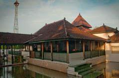 Masjid Pathok Negara Sulthoni Plosokuning Yogyakarta