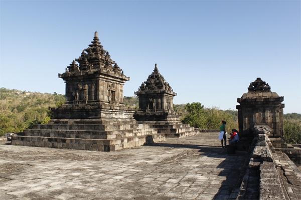 Candi Barong Yogyakarta