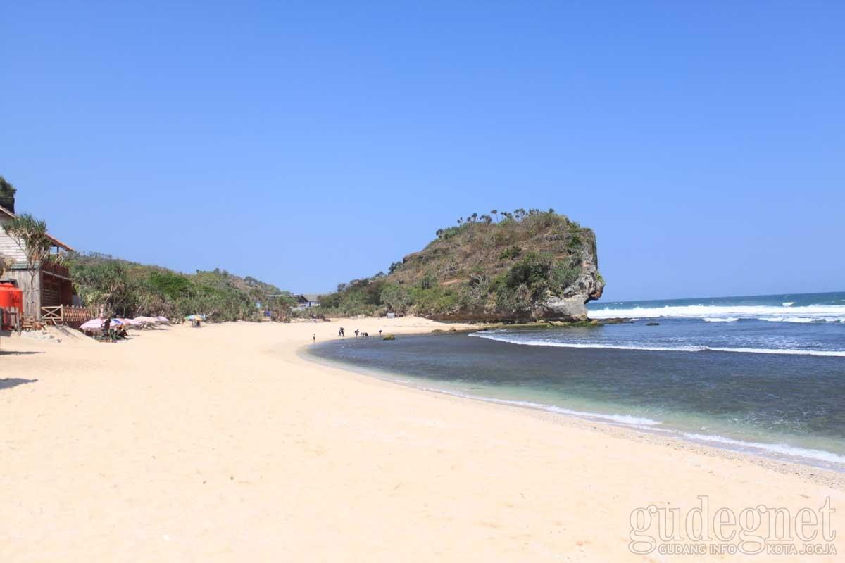 Pantai Indrayanti Yogyakarta Pantai Pulang Sawal Yogya Gudegnet