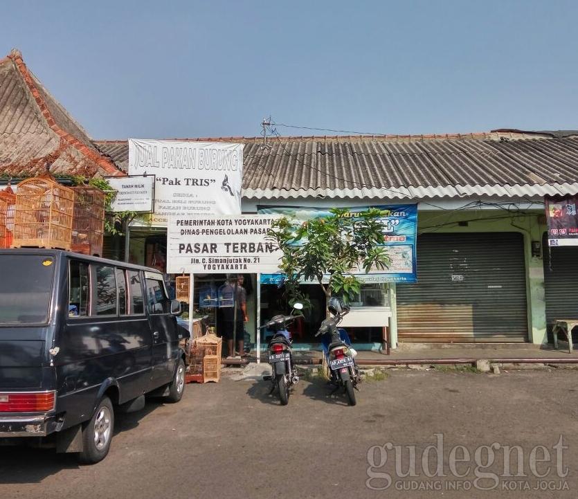 Pasar Terban Yogyakarta