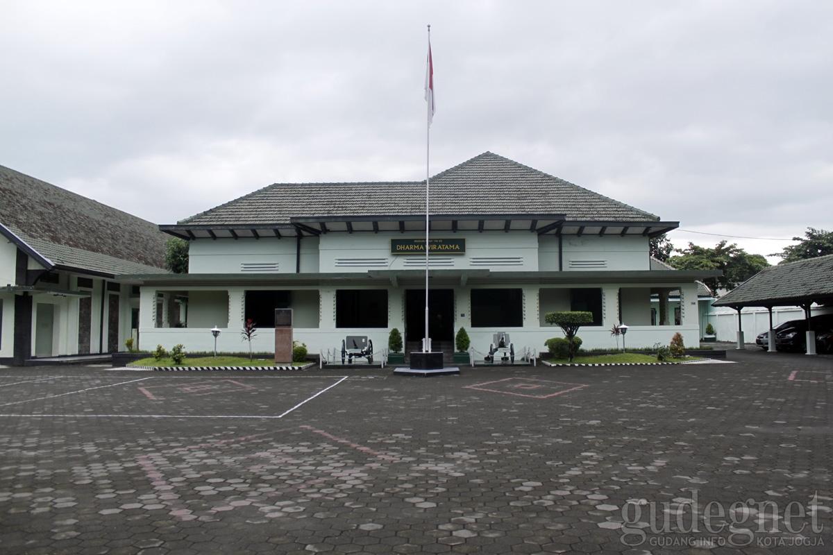 Museum TNI-AD Dharma Wiratama Yogyakarta
