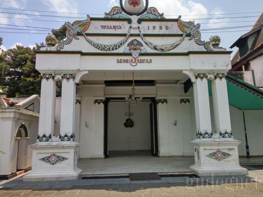 Museum Keraton Yogyakarta Yogya Gudegnet