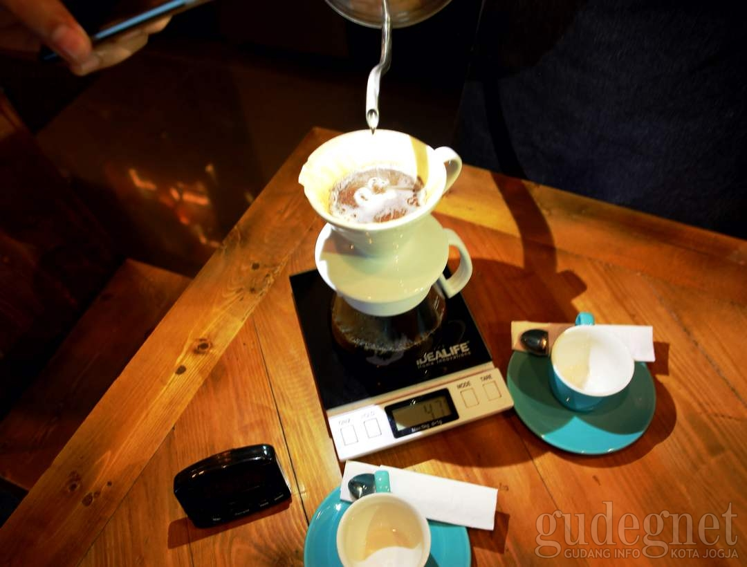 Blackbone Coffee Jogja