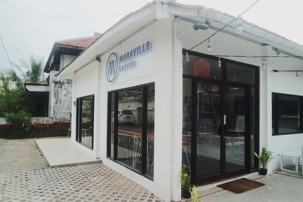 Maraville Coffee Jogja