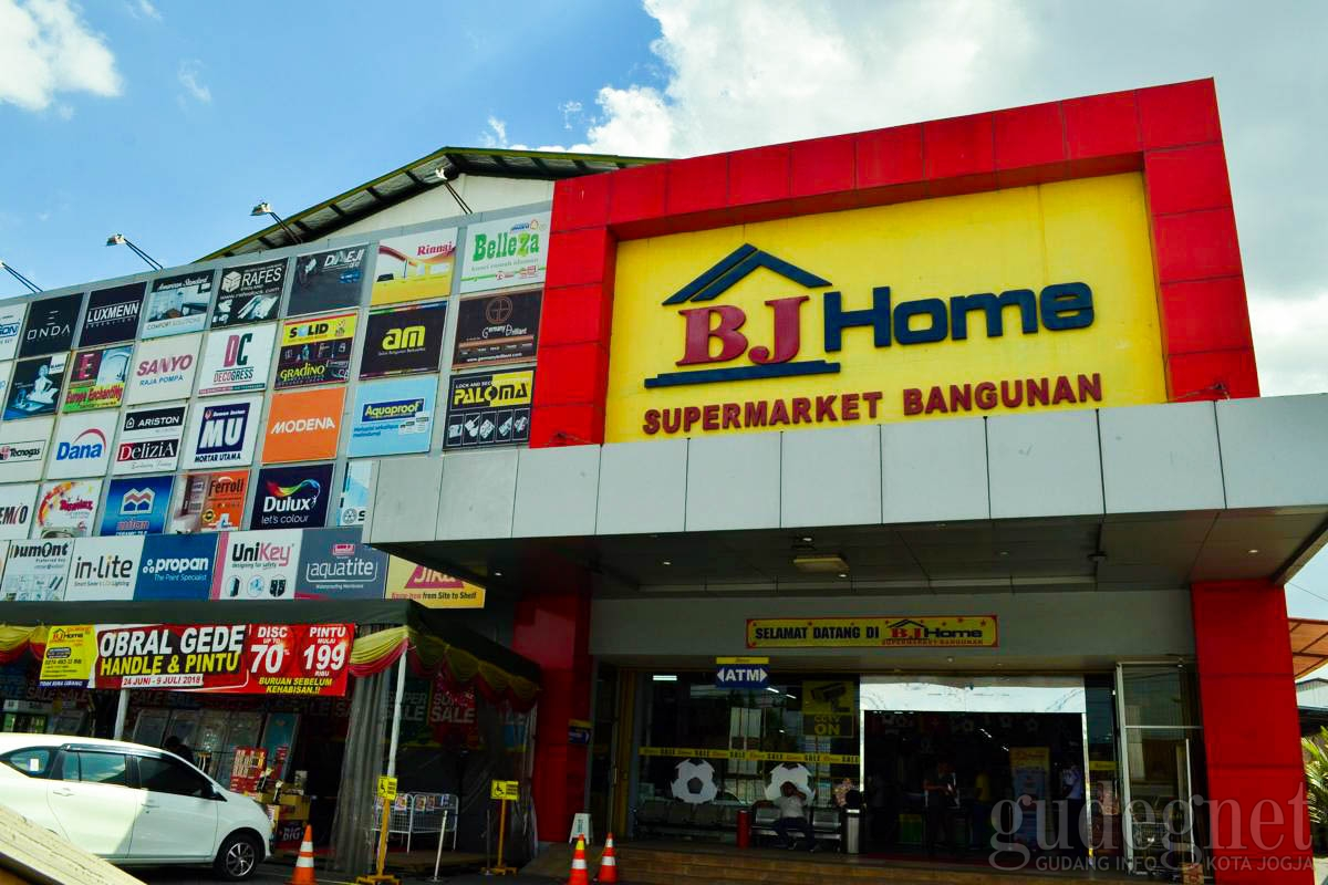 BJ Home Yogyakarta