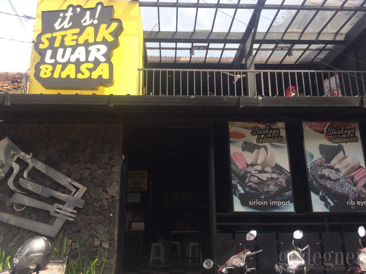 Waroeng Steak & Shake Yogyakarta
