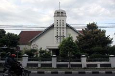 Gereja Kristen Sawo Kembar Yogyakarta