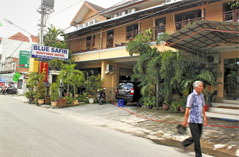 Blue Safir Hotel Yogyakarta