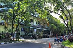 Kantor Kesatuan Bangsa Kodya Yogyakarta