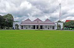 Istana Negara Gedung Agung Yogyakarta