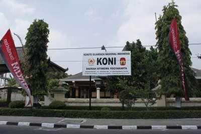 Gedung KONI