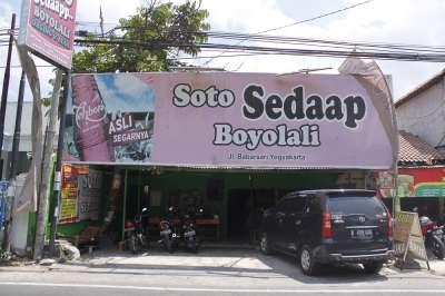 Soto Sedap Boyolali