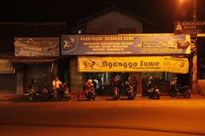 Angkringan Nganggo Suwe