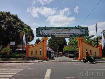 Pasar Satwa dan Tanaman Hias Yogyakarta (PASTY)