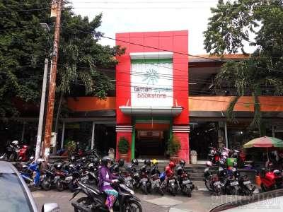 Pasar Buku (Taman Pintar Book Store) Yogyakarta